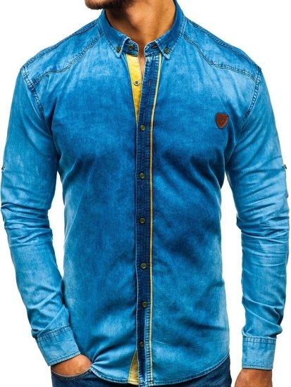 Джинсові шорти чоловічі  купити джинсові шорти ead53405148d6