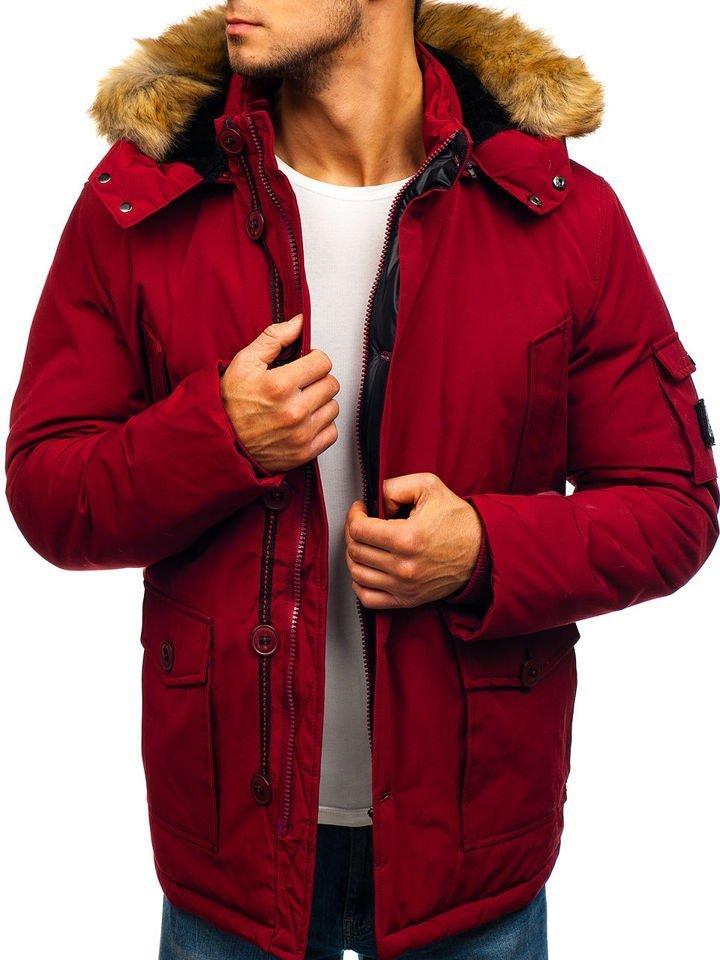 фото куртка зимняя парка