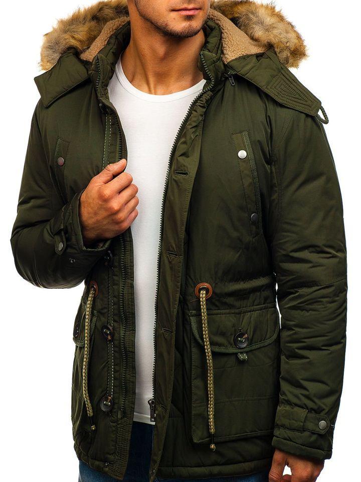 Куртки Демисезонные Мужские Купить Магазине