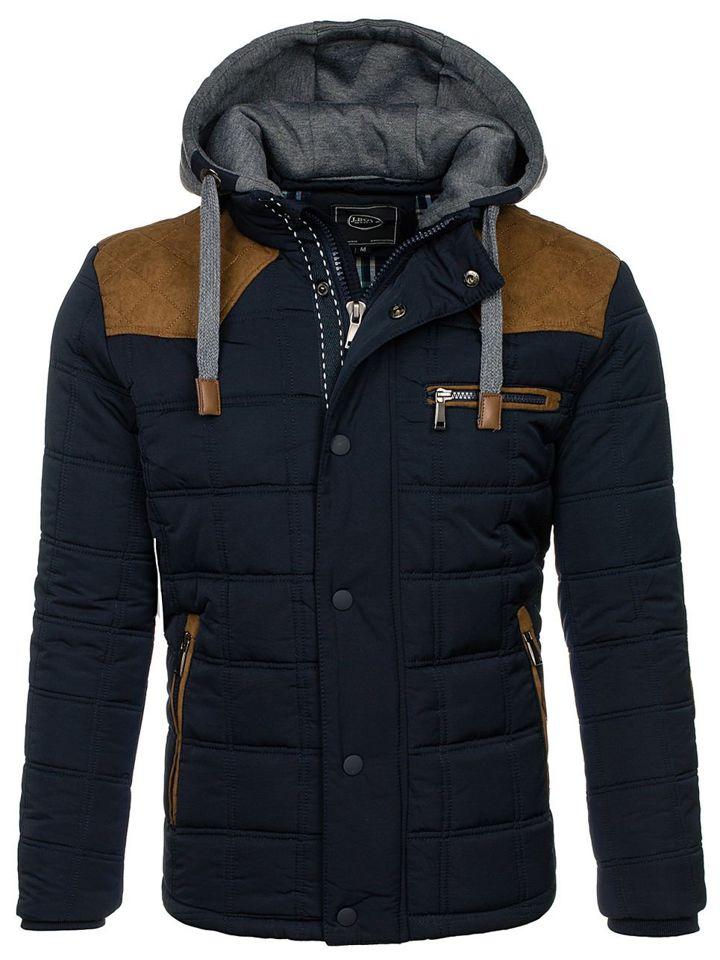Куртка Синяя Мужская Купить